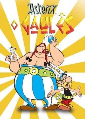 dvd - asterix o gaules (asterix lem gaulois)