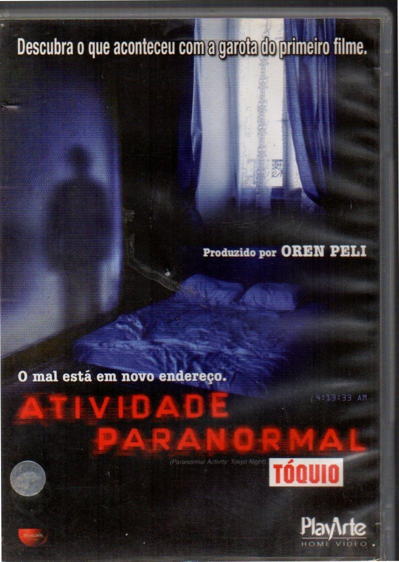 Resultado de imagem para Atividade Paranormal: Tokyo
