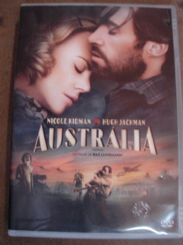 dvd austrália com nicole kidman g8
