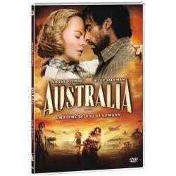 dvd - austrália - nicole kidman e hugh jackman