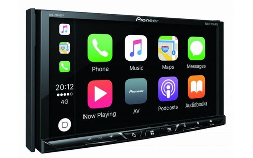 dvd automotivo 2 din pioneer avh-z5080tv tv digital full hd