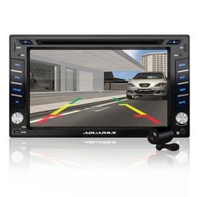2effcb42f Dvd Automotivo Aquarius 6618 - Som Automotivo no Mercado Livre Brasil