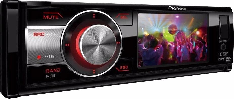 5137607bdf762 dvd automotivo pioneer dvh-7880av tela 3 entrada aux usb mp3. Carregando  zoom.