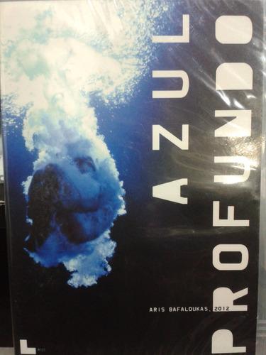 dvd - azul profundo - aris bafaloukas, 2012