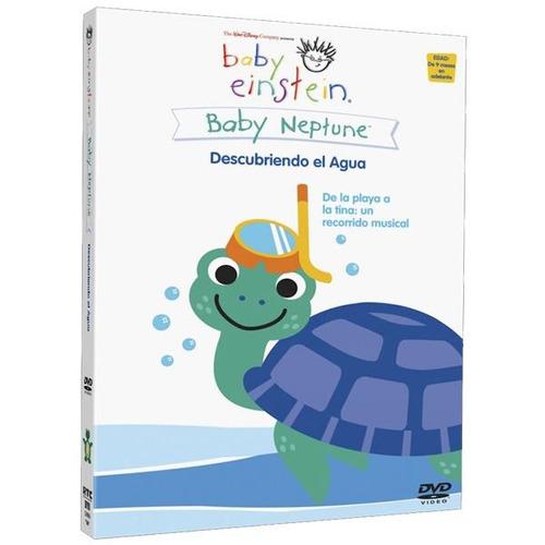 dvd - baby einstein neptuno