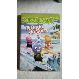 Dvd Backyardigans - A Onda Do Surfe