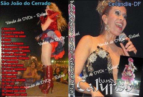 dvd banda calypso em ceilandia 2012