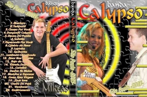 dvd banda calypso em sao paulo 2003