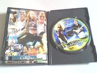 dvd banda calypso - pelo brasil
