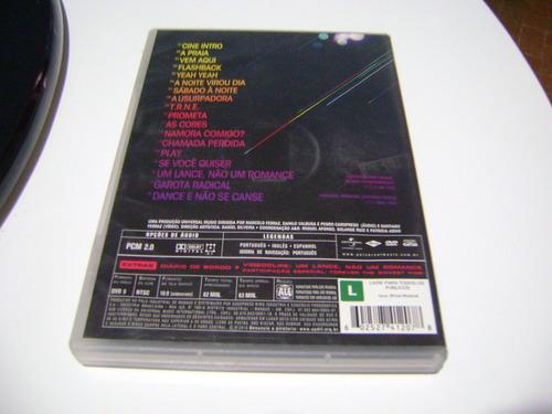 dvd banda cine as cores ao vivo e2b3