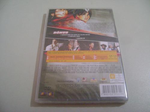 dvd bandidas com salma hayk e penelope cruz ! original !