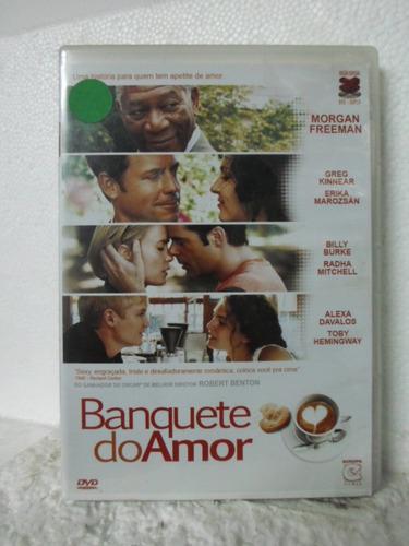dvd banquete do amor - original
