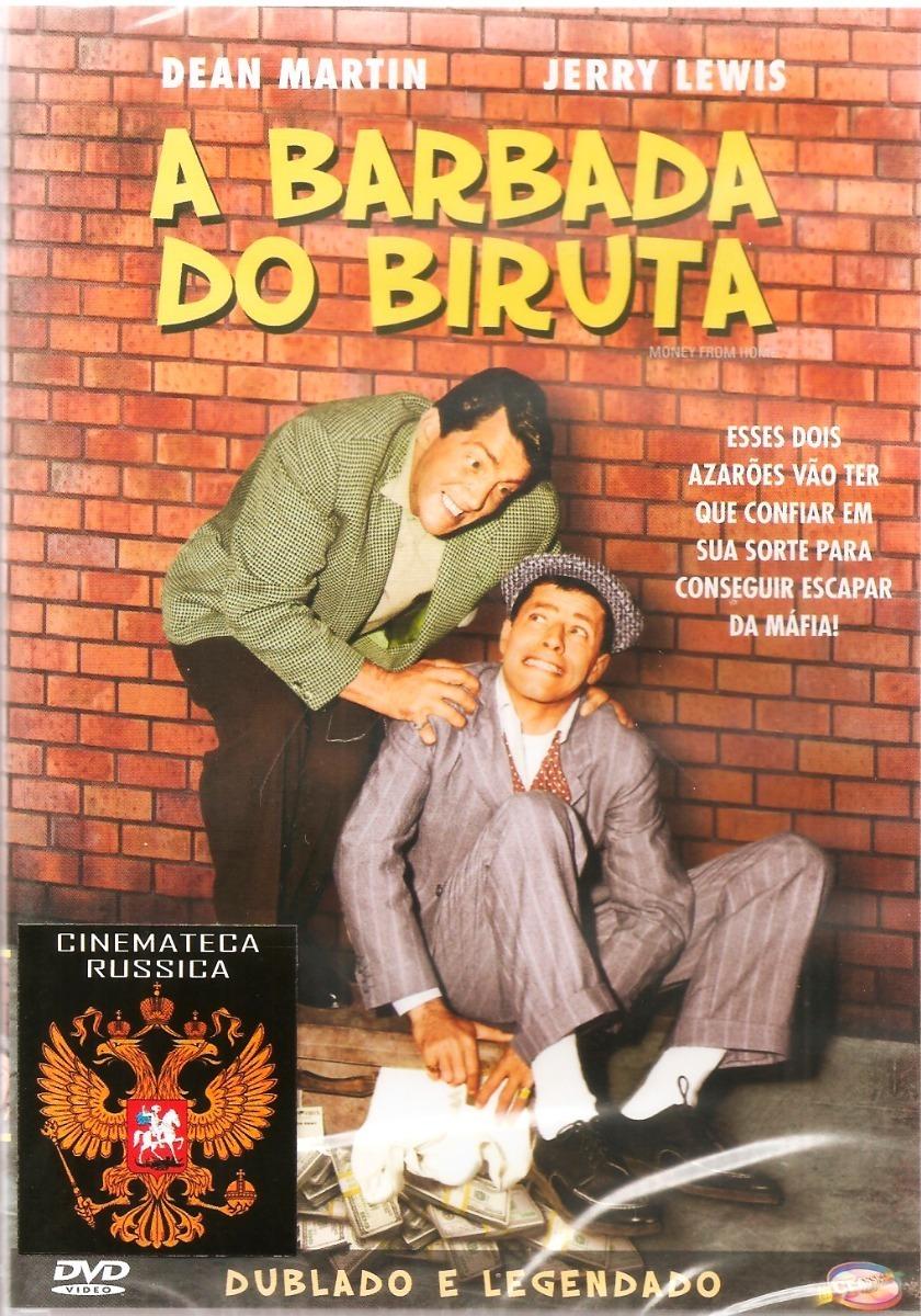 Dvd Barbada Da Biruta, Jerry Lewis, Dean Martin 1953 + - R$ 36,80 em  Mercado Livre