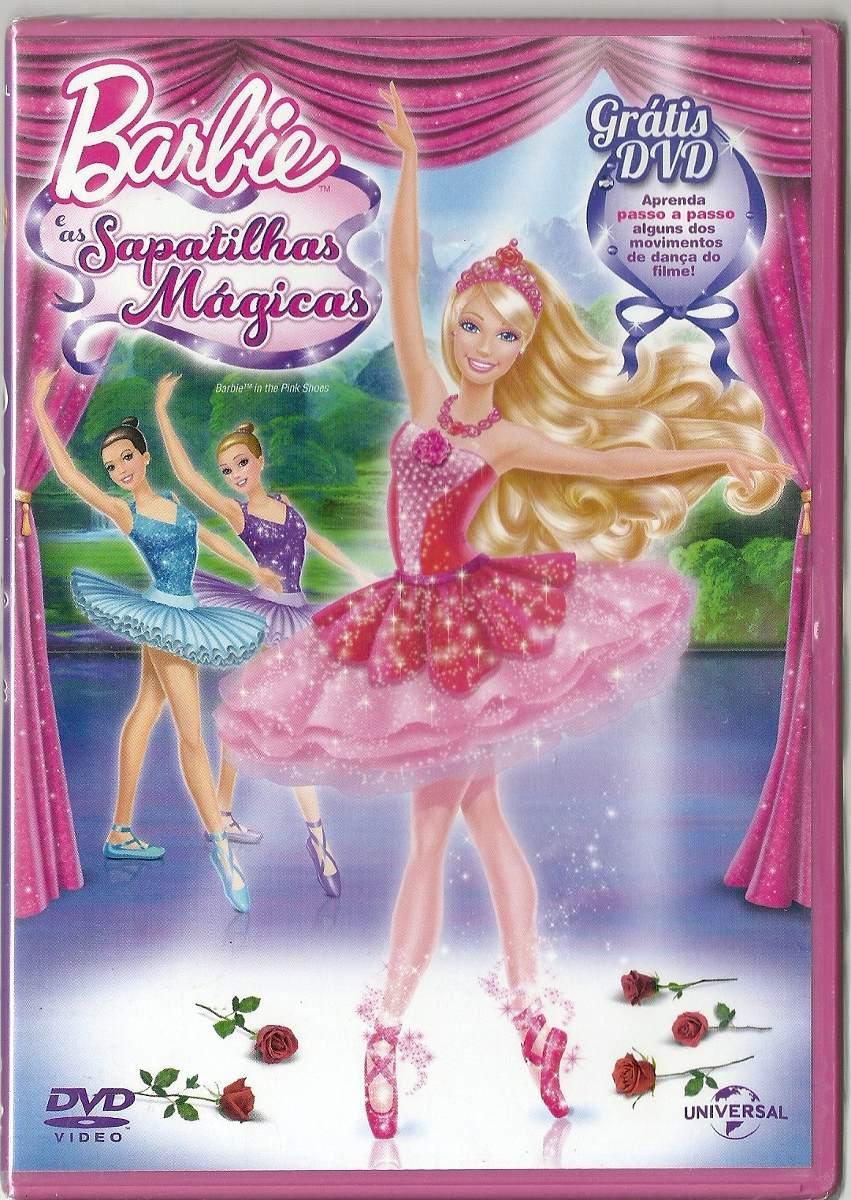novo filme da barbie e as sapatilhas magicas