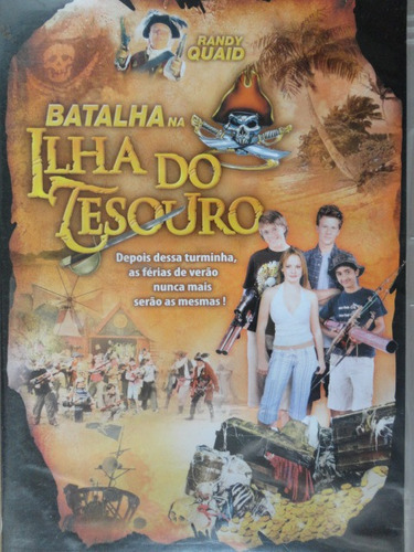 dvd batalha na ilha do tesouro 65