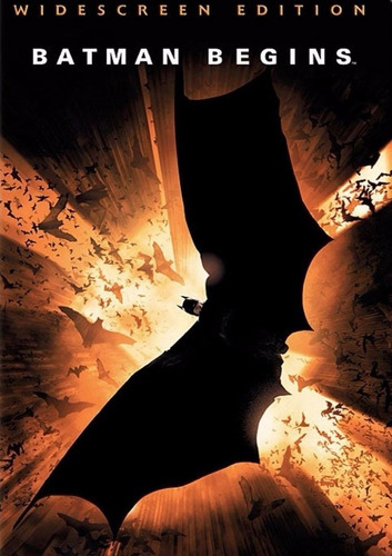 dvd batman begins / inicia