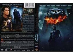 dvd batman el caballero de la noche nva original elfichu2008