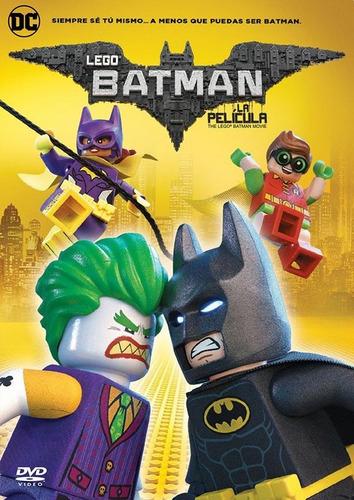 dvd - batman lego