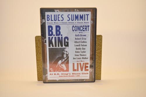 dvd - b.b. king - blues summit live