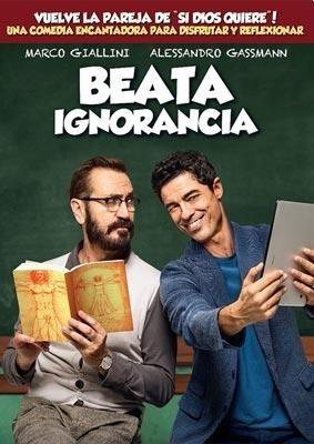 dvd beata ignorancia con  alessandro gassmann nuevo original