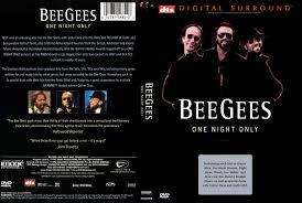dvd bee gees -one night only