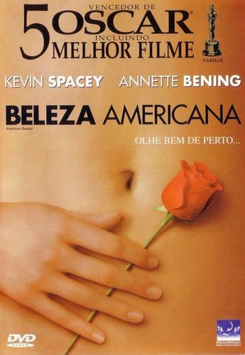 dvd beleza americana- seminovo