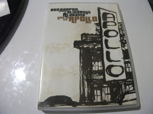 dvd ben harper and the blindboys alabama live at the apollo