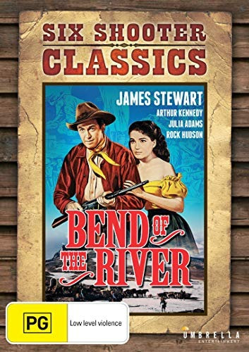 dvd : bend of the river