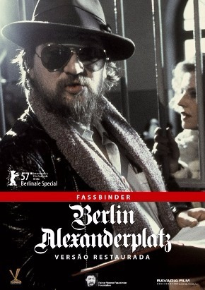 dvd berlin alexanderplatz, box 6 dvds, fassbinder  1980  +