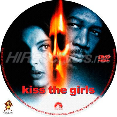 dvd besos que matan kiss the girls morgan freeman ashley jud