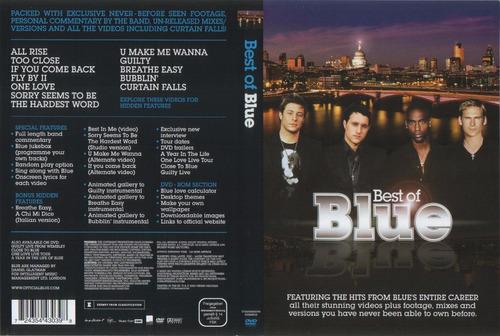 dvd best of blue  'original'