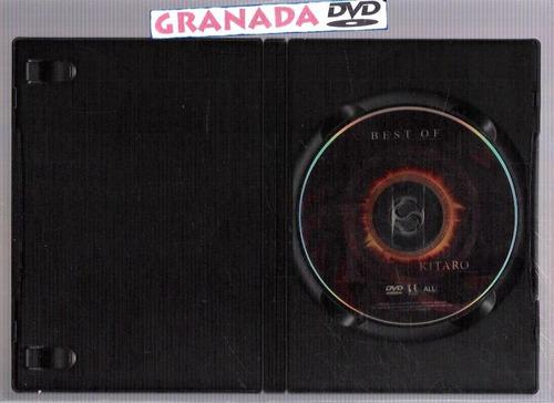dvd best of kitaro