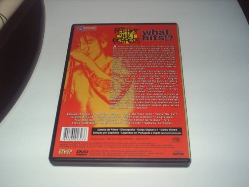 dvd best of red ho chili peppers what nits!?