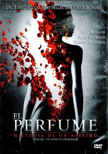 dvd best seller el perfume historia de un asesino envio grat