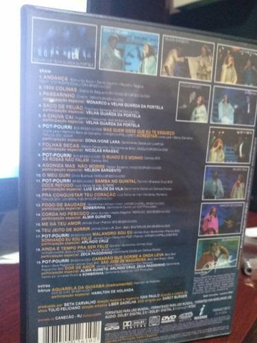 dvd beth carvalho a madrinha do samba