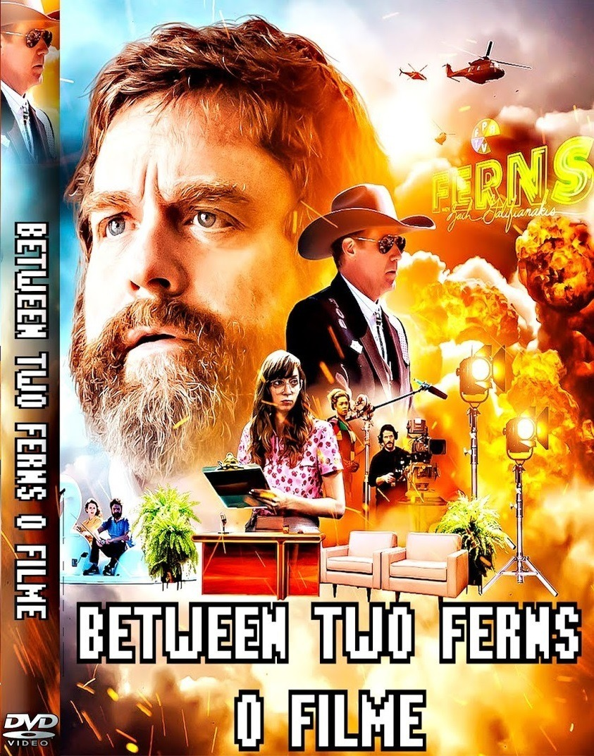 Dvd Between Two Ferns O Filme (dublado E Legendado ) - R$ 17,90 em Mercado  Livre