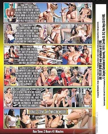 big tits in sports nicole sheridan