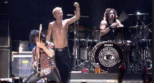 dvd billy idol - in super overdrive live - nuevo - sellado.-