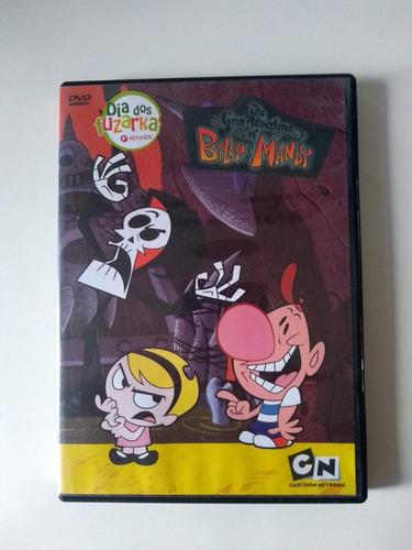 dvd - billy mandy