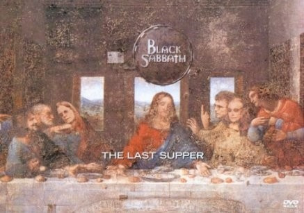 dvd black sabbath the last supper novo lacrado