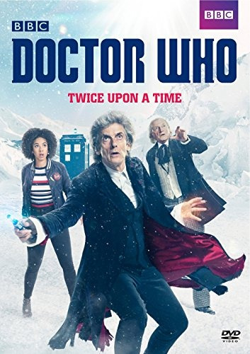 dvd : black sbruce sprin - doctor who: twice upon a time...