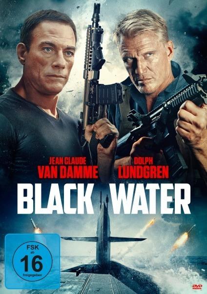 dvd black water van damme dolph lundgren legendado r 16 00