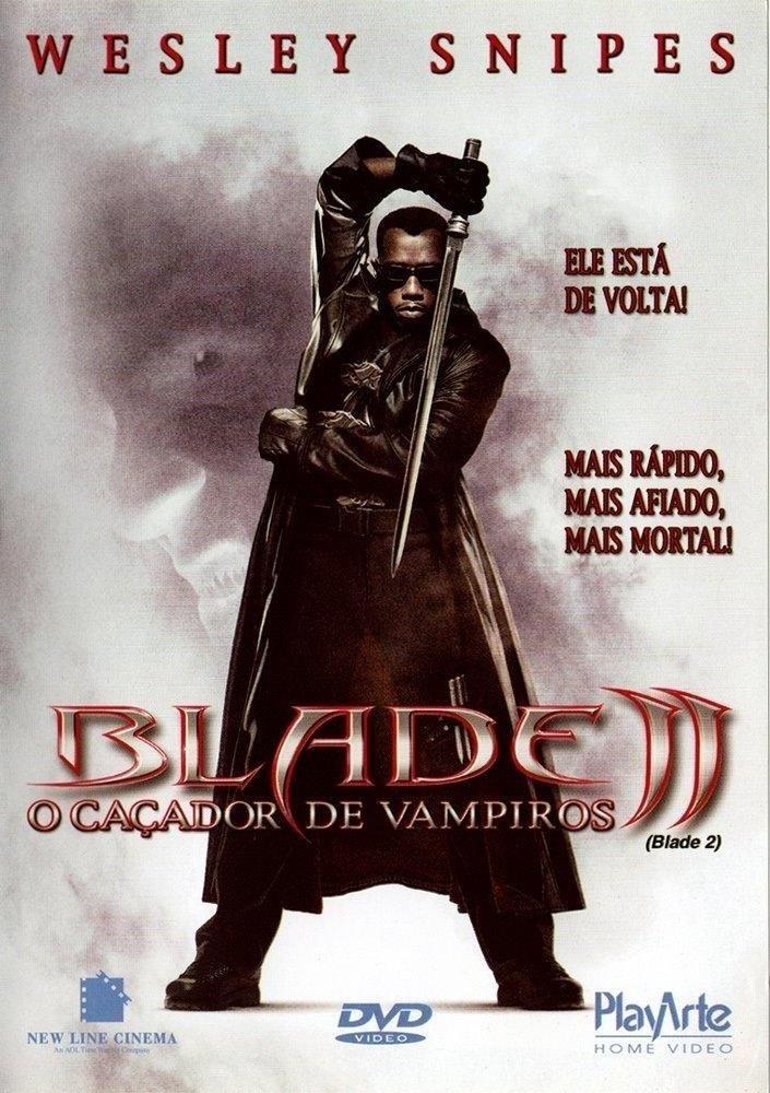o filme blade 2 o caador de vampiros dublado