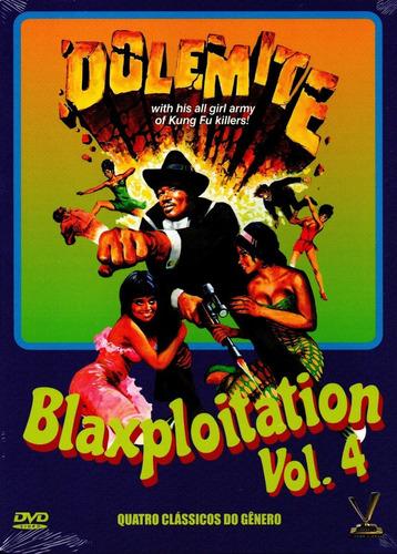 dvd blaxploitation vol 4 com cards - versatil bonellihq q20