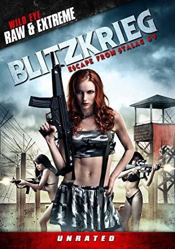 dvd : blitzkrieg: escape from stalag 69