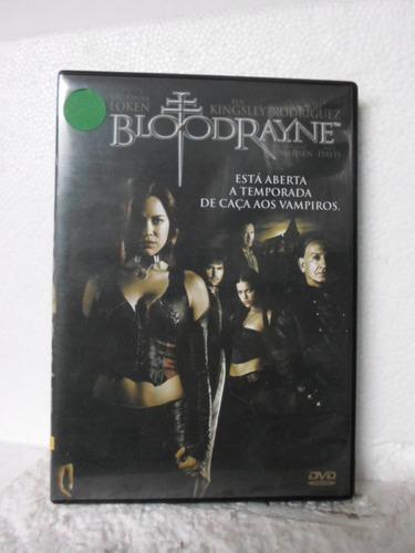 dvd bloodrayne - original