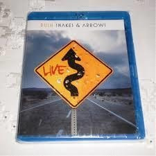 dvd blu ray rush snakes and arrows