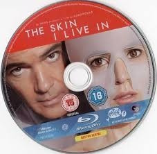 dvd  bluray combo la piel que habito skin i live in banderas