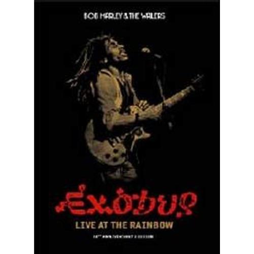 dvd bob marley-exodus live at the rainbow