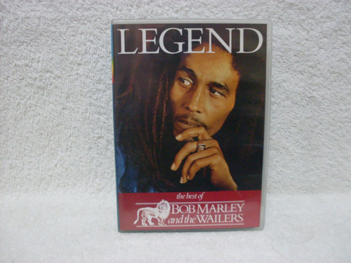 dvd bob marley- legend- the best of bob marley & the wailers